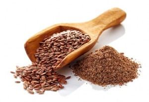 Flaxseed Decrease Oil Discharges
