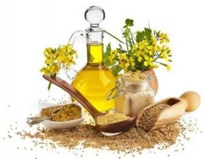 Mustard, Jojoba and Castor Oil